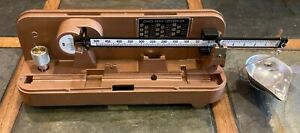 Vintage Lyman OHAUS Precision Loading Scale With Original Box