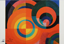 "Postkarte  Bauhaus - Johannes Itten  ""Kreise"""