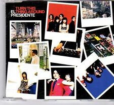 (DY6) El Presidente, Turn This Thing Around - 2006 CD