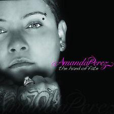 PEREZ,AMANDA-HAND OF FATE CD NEW
