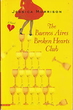 TPB Buenos Aires Broken Hearts Club by Jessica Morrison