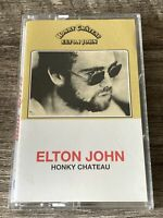 Elton John - Honky Chateau Cassette Tape - 1972 This Record Company