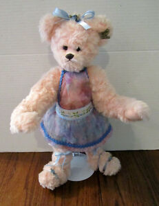 Annette Funicello 16 inch Pink Ballerina Bear