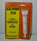 LaBelle 106 Plastic Compatible Grease with PTFE - 1/2 fl. oz(14.9ml) - NEW