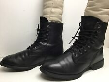VTG WOMENS ARIAT ATS WORK BLACK BOOTS SIZE 7.5 B