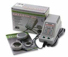 VITAFON-IK English Manual Vibroacoustic PhysioTherapeutic Device Infrared Effect