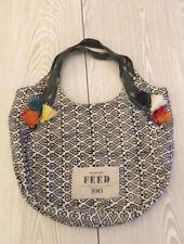 FEED Project x Rachel Roy Bag 100 Artisan Design Limited Edition
