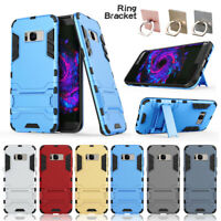 Shockproof Stand Case For Samsung Galaxy S9 S8 S7 S6 Plus Edge Note 8 5 J5 US
