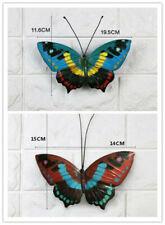 Hot 2pcs//set Maiden Heart Butterfly Wall Decoration