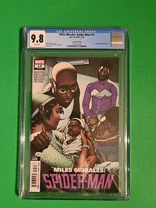 Miles Morales: Spider-Man #13 🕷 CGC 9.8 1st Billie Morales 2nd Print not 238 🔥