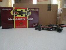 McLaren M16 #73 David Hobbs / Curling Black Label 1974 Indy 500