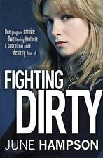 Hampson, June, Fighting Dirty (Daisy Lane), Very Good Book