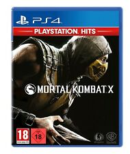 Ps4 juego Mortal Kombat X PlayStation hits mercancía nueva