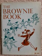 More details for vintage 1961 first edition 'the brownie book' ailsa brambleby girl guides
