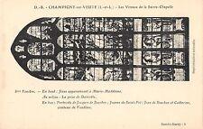 BF6287 champigny sur veude les vitraux de la sainte ch france 1