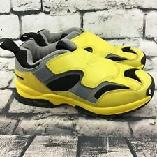 Royal Elastics DLX Mens Sz 5 Over-Easy Yellow Active Performance Sneakers Shoes