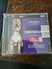 CD32  + Commodore CDTV insight Dinosaurs (Amiga, 1994, Jewel-Case)