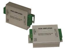LED SMD RGB Leiste Strip Verstärker Amplifier Repeater 12V 24V 12A 144W 20m A942