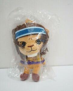 Doubutsu Sentai Zyuohger Lion Leo Bandai NEW SEAL Plush Toy Doll Japan