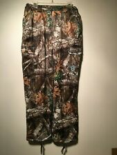 Realtree Edge Savanna Scentlok Technology Large Women's Camo Pants