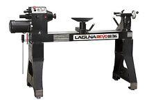 """Laguna Tools MLAREVO 1836 Revo Lathe, 18""""/36"""", Black"""