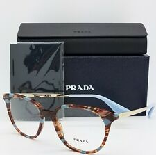 3a44d98eb78 NEW Prada RX Optics Prescription Glasses Tortoise PR 13UV KJO101 50  AUTHENTIC