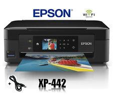 EPSON XP-442 MULTIFUNKTIONS DRUCKER SCANNER KOPIERER WIFI WLAN AIRPRINT * NEU *
