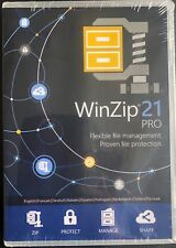 **Brand New** Corel WinZip 21 Pro Software