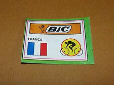N°11 A BIC FRANCE PANINI SPRINT 71 CYCLISME 1971 WIELRIJDER CICLISMO CYCLING