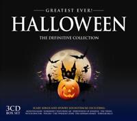 VARIOUS ARTISTS - GREATEST EVER HALLOWEEN NEW CD