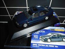 Vanguards Corgi VA13103B Opel Vectra 2000 16V Baikalblau