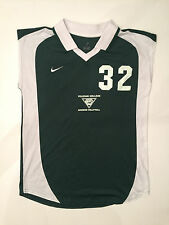 NIKE Felician College Game Worn Girls Volleyball Jersey #32 XL NCAA Dri-Fit