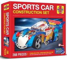Demand 0902 Haynes Sports Car Drilled Metal Construction Set (Meccano Style)