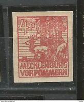 SBZ, Sowjetische Besatzungszone, Nr. 31 y a PF XIII** postfrisch, geprüft BPP