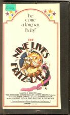 The Nine Lives of Fritz the Cat (1974) - Warner Home Video ~ Animated movie VHS