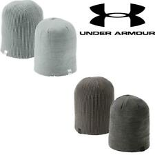 Under Armour 4 in 1 Reversible Beanie Mens Winter Golf Hat