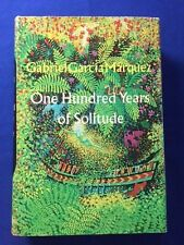 ONE HUNDRED YEARS OF SOLITUDE - 2ND. AMERICAN PRINTING BY GABRIEL GARCIA MARQUEZ