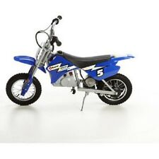 Electric Dirt Bikes For Kids Boys Ride On Motocross Motorcycle Bike Scooter Blue