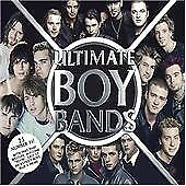 Various Artists - Ultimate Boy Bands (2006) Double CD Album as new