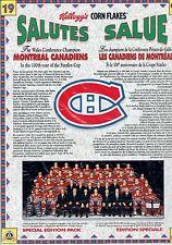 Montreal Canadiens 1993 Print