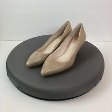 Vince Camuto Heels Size 6 M Womens Nude Classic Pump 2 Inch Heel Ladies Shoes
