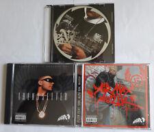 3 FLER CDs (Album, Mixtape + Maxi) von Aggro Berlin [Rap/Hip Hop]