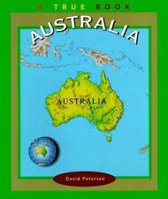 NEW - Australia (True Books: Continents) by Petersen, David