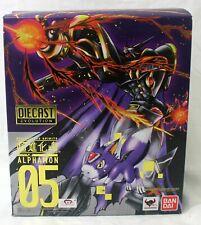 Bandai Digimon Digivolving Spirits 05 Dorumon Alphamon Complete
