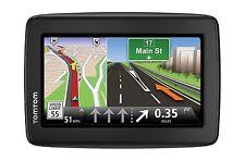 TomTom Via 1415 Car Portable Gps Navigator Set w/Us/Mex/Can Maps Iq Routes