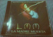LA MADRE MUERTA CD BSO. BANDA SONORA RAREZA. MAMEN MENDIZABAL