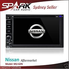 C-T AFTERMARKET GPS DVD SAT NAV IPOD BT FOR NISSAN NAVARA D22 D40 X-TRAIL XTRAIL