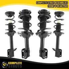 For 04-07 Subaru Impreza Wagon Front & Rear Quick Complete Struts & Coil Springs