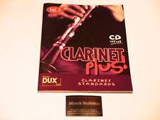 Clarinet Plus Vol. 3 inkl. CD