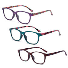 New Flower Magnifying +1.00~+3.5 Diopter Reading Glasses Vision Care Eyeglasses